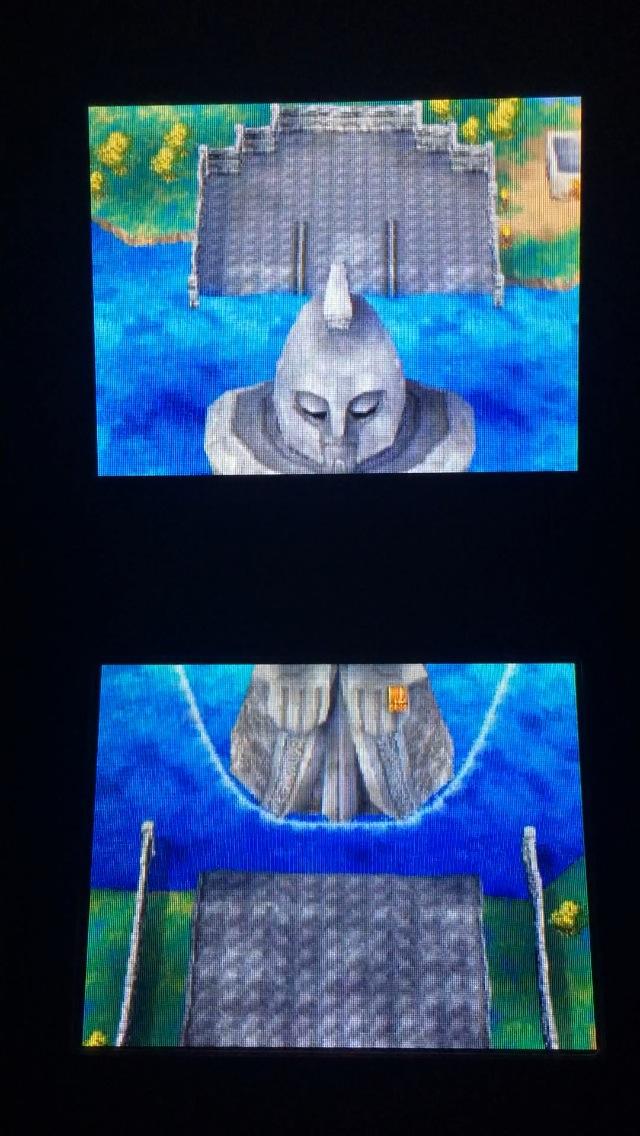 ドラクエ4 北米版 リヴァートンとコロッサスの巨像50