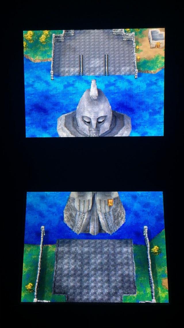 ドラクエ4 北米版 リヴァートンとコロッサスの巨像51