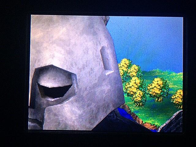 ドラクエ4 北米版 リヴァートンとコロッサスの巨像53