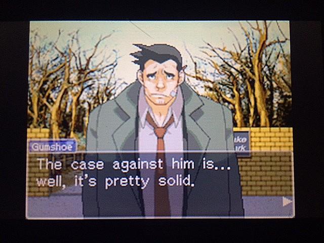 逆転裁判 北米版 エッジワースの弁護士問題14