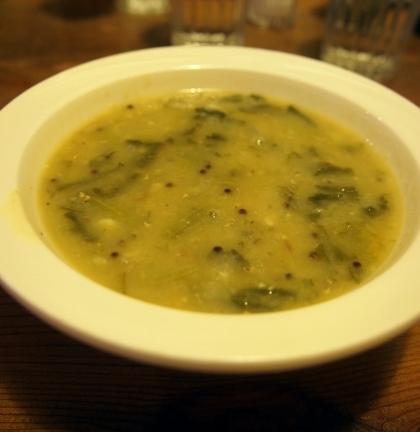 ホジャナスレッディン スープ