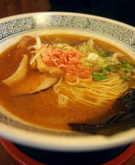 富川製麺所 えび塩ラーメン