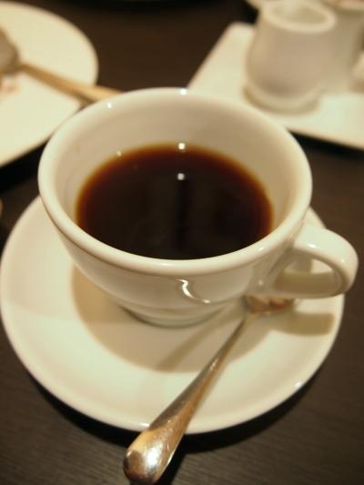 オステリアジリオ コーヒー