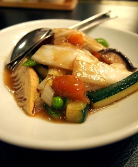 共栄飯店 五目野菜の旨煮