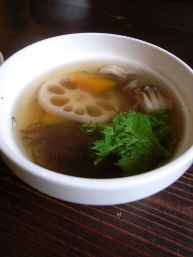 カリー河 スープ