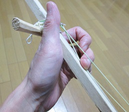 手作り三線風