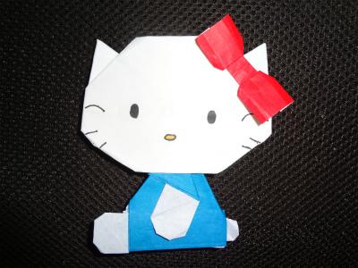 クリスマス 折り紙 キティ 折り紙 折り方 : omoide220.blog.fc2.com