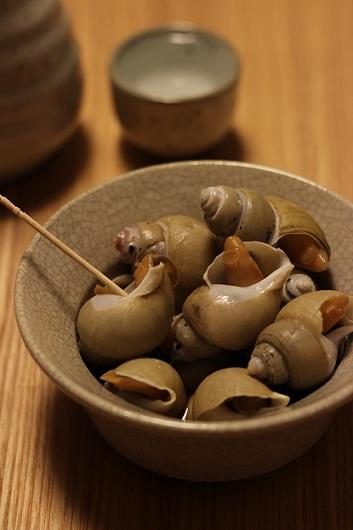 ばい貝煮1