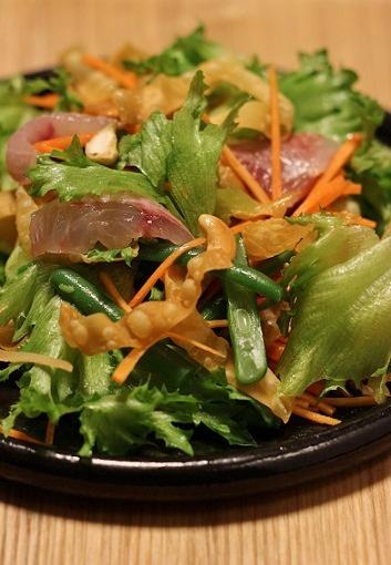 中華風お刺身サラダ2
