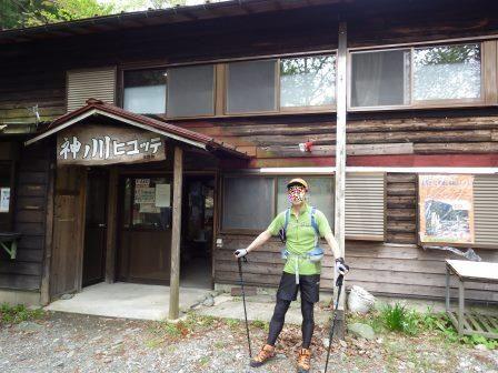 IMGP1316 神ノ川ヒュッテ