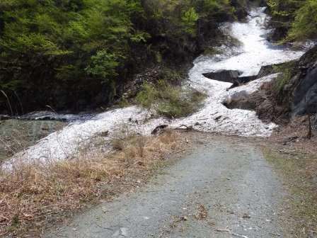 IMGP1362 雪崩