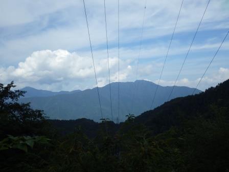 IMGP1685 送電線 三つ峠