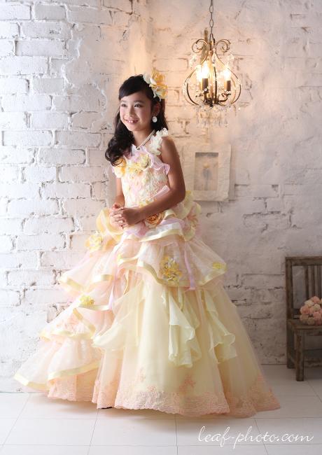 七五三 ドレス 7歳