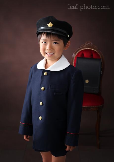 入学 制服