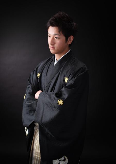 成人式男性袴