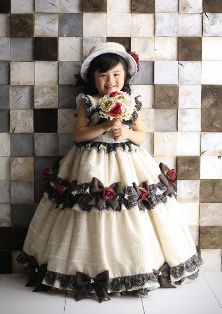 3才 ドレス