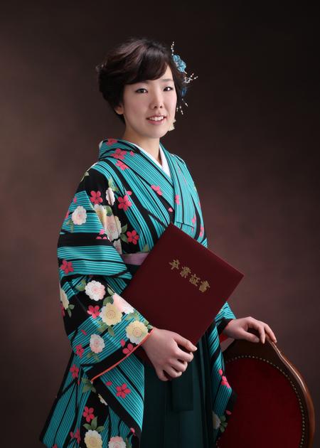 卒業袴 フォトスタジオリーフ