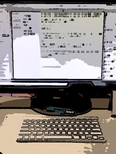 VideoShaderスクリーンショット