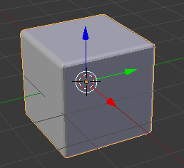 BlenderのModifier/Bevel