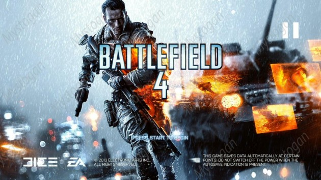 Battlefield 4のキャンペーンクリアしたよ