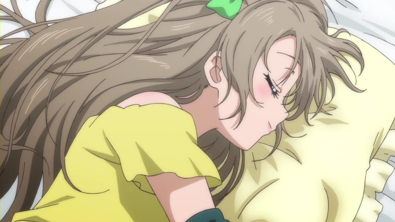 ことりちゃんと一緒に昼寝したい