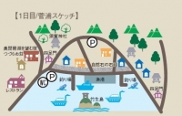 菅浦スケッチMAP