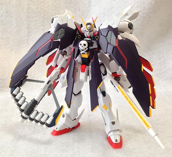 ROBOT魂 [SIDE MS] クロスボーン・ガンダムX1 フルクロス