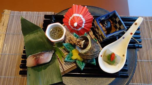 海のしょうげつ 夕食編 (2014年6月)