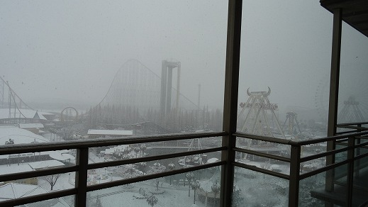 長島リゾート 花水木 2泊目(2014年2月)