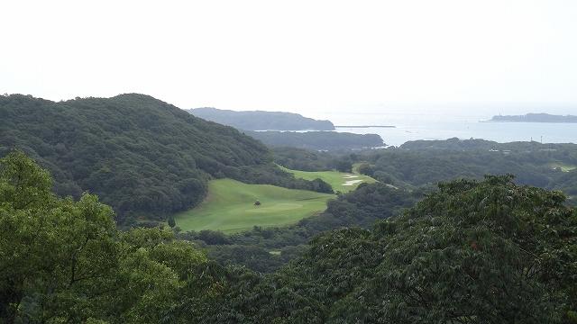 ゴルフ合宿 伊勢湾フェリー (2014年9月)
