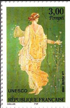 フローラ切手